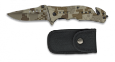 Desert Storm Folding Knife